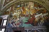 paintings in the Vatican, Rome