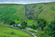 Lakeland scenery near Watendlath in the Lake District National Park, Cumbria, UK