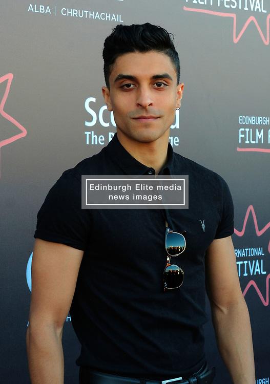 Edinburgh International Film Festival, Thursday, 21st June 2018<br /> <br /> WHITE CHAMBER (UK PREMIERE )<br /> <br /> Pictured: Director Paul Raschid <br /> <br /> (c) Alex Todd | Edinburgh Elite media