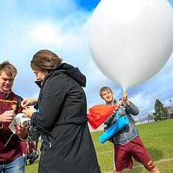 CSE Meteorology Weather Balloon Release
