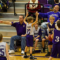 01-19-14  Berryville Youth Basketball vs. Elkins Game 1