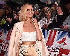 29 JAN 2017 Britain's Got Talent Photocall