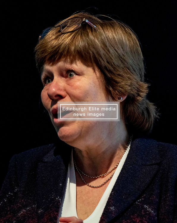 Pictured:  Charlotte Barbour (Director of Taxation, ICAS)<br /><br />The report discusses the state of the economy, the outlook for Scotland's public finances and the options open to the Scottish Cabinet Secretary for Finance as the Scottish Government prepares for its upcoming Budget. David Eiser and Mairi Spowage from the FAI presented the findings of their research. Also providing their own insights were Caroline Gardner (Scotland's Auditor General) and Charlotte Barbour (Director of Taxation, ICAS).  Paul Johnson, Director of the Institute for Fiscal Studies, once again, provided his authoritative account of the state of the UK public finances. The event was chaired by Graeme Roy, Director of the Fraser of Allander Institute.<br /><br />Ger Harley   EEm 12 November 2019
