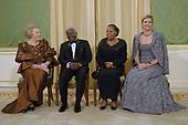 Bezoek president of Mozambique