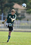Lake Ridge at Elyria Catholic in a boys high school varsity soccer match on August 22, 2012.