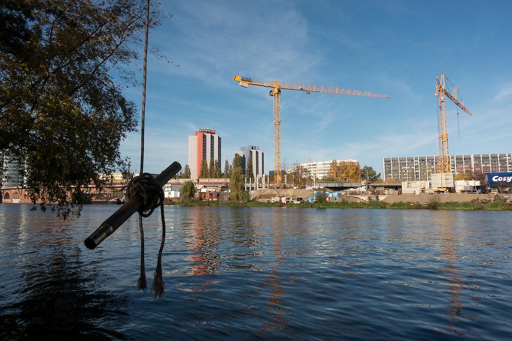 Germany - Deutschland - HOLZMARKT - Bauprojekt - Baustelle; 26.10.2015; @ Christian Jungeblodt