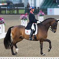 CDI3* FEI Dressage Grand Prix - Royal Windsor Horse Show 2015