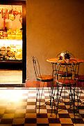 Lovely little cafe at 30 Isabel la Católica
