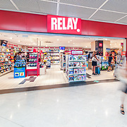 Relay Airport store retail