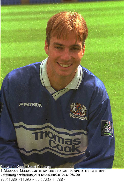 Ashley Vickers, Peterborough United, 28th March 1999