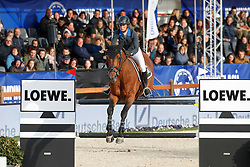 Leprevost Penelope, FRA, Vagabond de la Pomme<br /> CSI5* Grand Prix<br /> Jumping Antwerpen 2017<br /> © Hippo Foto - Dirk Caremans<br /> 22/04/2017