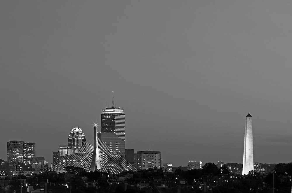 Photo prints, canvas prints, metal prints, framed prints, matted prints, print only at <br /> <br /> http://juergen-roth.pixels.com/featured/landmarks-of-boston-juergen-roth.html