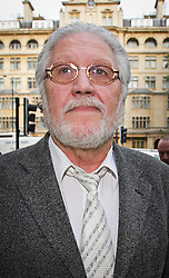 © London News Pictures. 03/10/2013 . London, UK.   Radio DJ DAVE LEE TRAVIS (also known as David Patrick Griffin) arriving at Westminster Magistrates court in London where he is charged with two counts of indecent assault on a woman aged over 16 between 1992 and 1993. Travis has already appeared in court to face the original 12 charges, which include indecent assault and sexual assault. Photo credit : Ben Cawthra/LNP