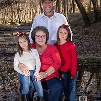 Steve and Nancy Armer Family 2017