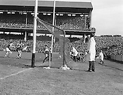 All Ireland Senior Football Championship Final, Kerry v Offaly, 28.09.1969, 09.28.1969, 28th September 1969, Kerry 0-10 Offaly 0-7, 28091969AISFCF, Referee  J Moloney (Tipperary) Captain J Culloty,..