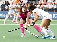 AMSTELVEEN - Becky Ward (Sco)    tijdens Spanje-Schotland (2-1) bij de Rabo EuroHockey Championships 2017.  ANP KOEN SUYK