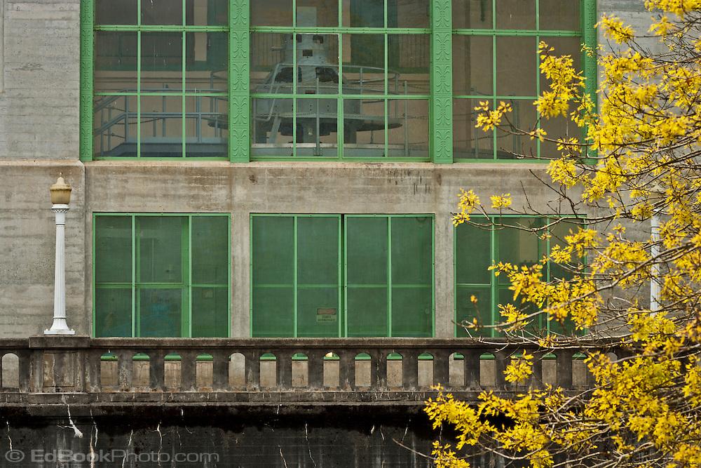 Cushman Power Generator building at the Hood Canal Tacoma City Light Hoodsport, Washington, USA