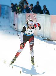 EDER Simon (AUT) competes during Men 15 km Mass Start at day 4 of IBU Biathlon World Cup 2014/2015 Pokljuka, on December 21, 2014 in Rudno polje, Pokljuka, Slovenia. Photo by Vid Ponikvar / Sportida