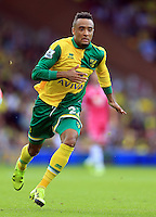 Norwich City's Nathan Redmond