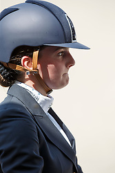 Smits Laila, (NED), Zjenges Khan<br /> Equine MERC Young Riders Team Test<br /> Dutch Championship Dressage - Ermelo 2015<br /> © Hippo Foto - Dirk Caremans<br /> 17/07/15
