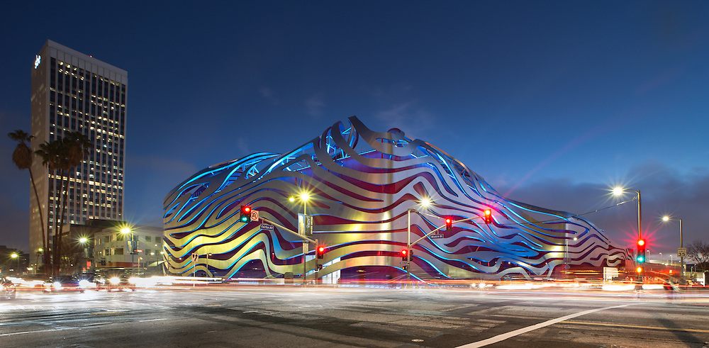 Petersen Automotive Museum<br />
