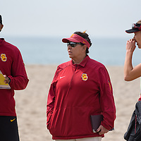 USC Beach Volleyball 2017 | UCLA | Zuma Beach