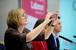 © London News Pictures. 21/09/2013.  Brighton, UK. Harriet Harman at the Labour Party National Womens Conference in Brighton  a day ahead of the start of the Labour Party COnference in Brighton. Photo credit: Ben Cawthra/LNP
