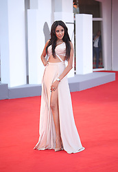 September 3, 2017 - Venice, Italy - Maya Talem walks the red carpet ahead of the 'The Leisure Seeker (Ella & John)' screening during the 74th Venice Film Festival  in Venice, Italy, on September 3, 2017. (Credit Image: © Matteo Chinellato/NurPhoto via ZUMA Press)