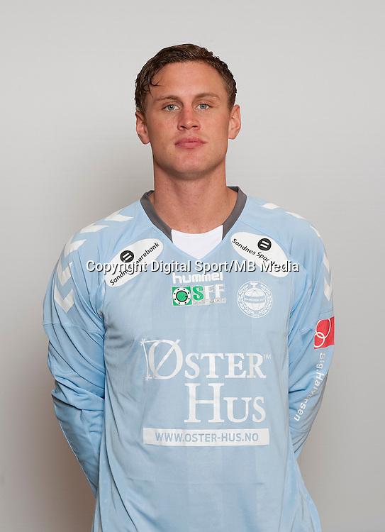 Fotball , Tippeligaen 2013 , Eliteserien , portrett , portretter , Sandnes Ulf , Tommy H&oslash;iland<br /> Foto: Astrid M. Nordhaug