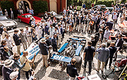 Como, Italy, Concorso d'Eleganza Villa D'Este, Tyrrell P34