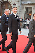 DAVID WALLIAMS, Celebration of the Arts. Royal Academy. Piccadilly. London. 23 May 2012.