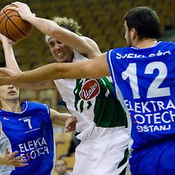 20090927: Basketball - Superpokal Slovenije, KK Union Olimpija vs Elektra Esotech