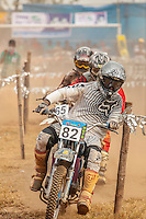 Motocross race in Cochin India