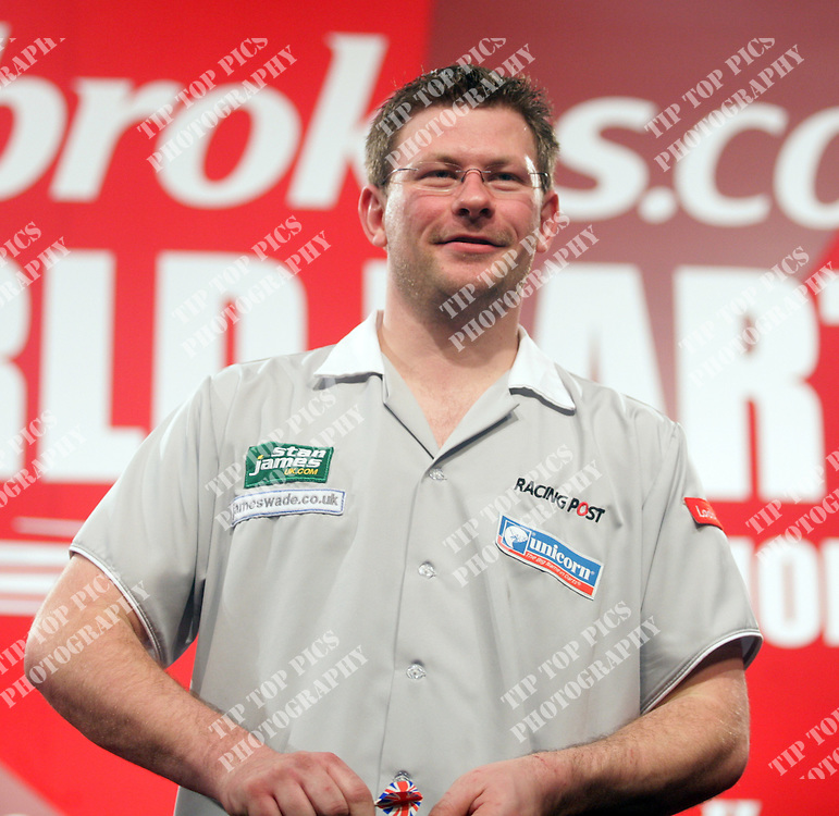james wade 2009 premier league darts winner