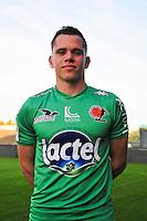 Guillaume Lesec - 17.09.2014 - Photo officielle Laval - Ligue 2 2014/2015<br /> Photo : Philippe Le Brech / Icon Sport
