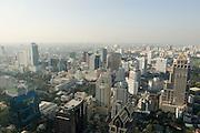 Bangkok skyline...2007