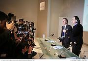 31 marzo 2008 Lingotto conferenza stampa assemblea azionisti FIAT .
