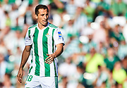 SEVILLE, SPAIN - SEPTEMBER 16:  Andres Guardado of Real Betis Balompie looks on during the La Liga match between Real Betis and Deportivo La Coruna  at Estadio Benito Villamarin on September 16, 2017 in Seville, .  (Photo by Aitor Alcalde Colomer/Getty Images)