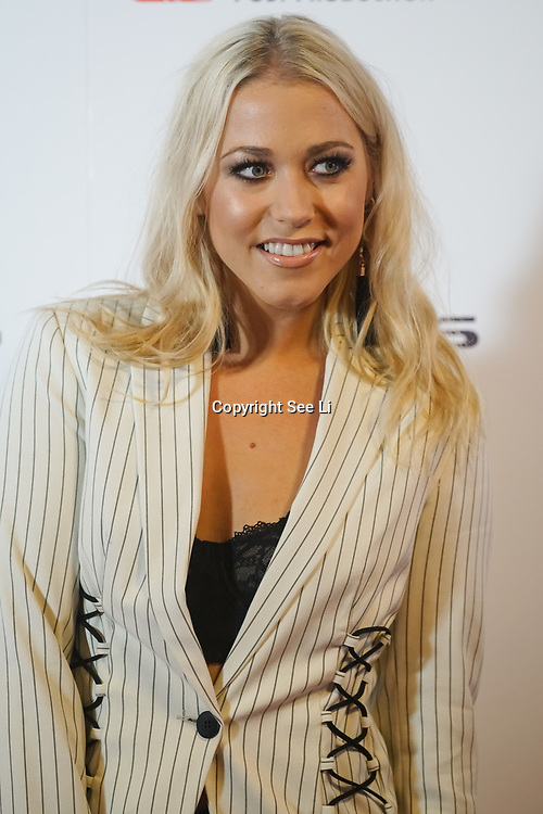 London, UK, 20th September 2017. Amelia Lily is an English actress attend Raindance 25th Film Festival Opening Gala at VUE Leicester Square.