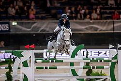 Jylas Juulia, FIN, Courage T Z<br /> Stuttgart - German Masters 2018<br /> © Hippo Foto - Stefan Lafrentz