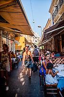 Athens, Greece - Street scenes