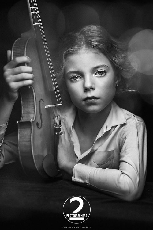 Music Was My First Love - Warriors Against Cancer © 2Photographers - Paul Gheyle & Jürgen de Witte