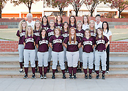 OC Softball Team and Individuals - 2010-2011 Season
