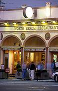 North Beach restaurant, North Beach, San Francisco. 2001