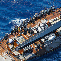 Superyachts Palma<br /> J Class<br /> Lionhart J-H1