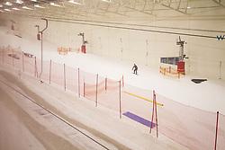 Indoor skiing, Xscape WakefieldUK