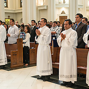 2014 Permanent Deacon Ordination