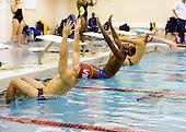VMI Swimming & Diving 2013-2014