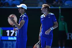 Australia: Melbourne Open - Men's Doubles - Quarterfinals