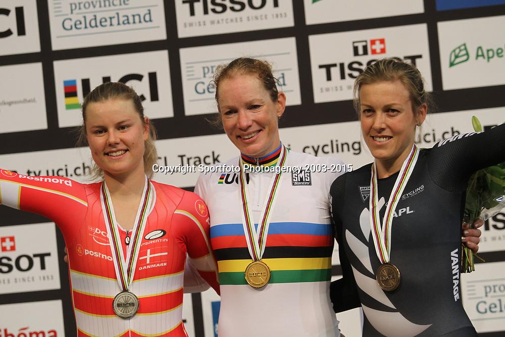 Kirsten Wild; Amalie Dideriksen; Rushlee Buchanan